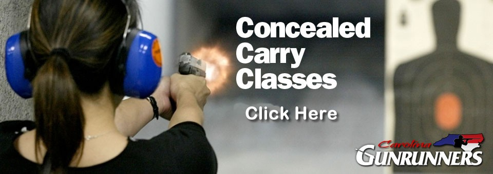 NC Concealed Carry Courses