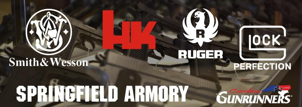 Handgun Banner