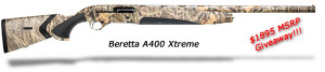 Beretta Factory Event and A400 Shotgun Raffle!