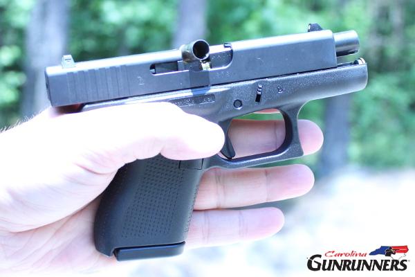 Glock 42 Stovepipe 2