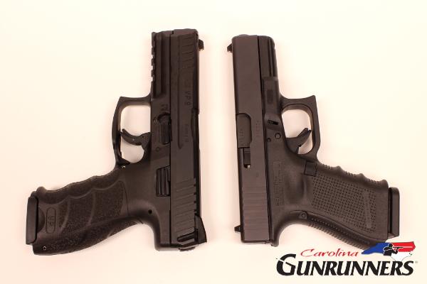VP9 Vs Glock 19
