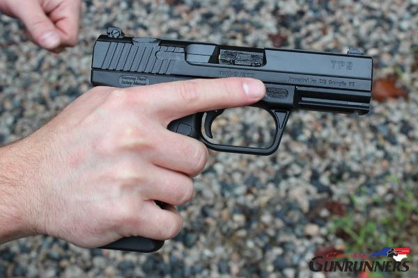 Canik TP9 Dead Trigger