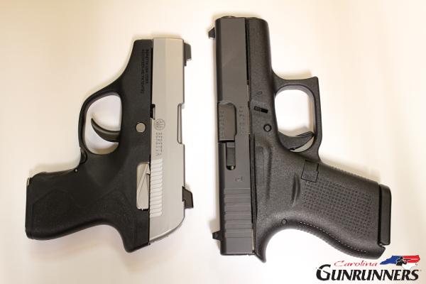 Beretta Pico Vs. Glock 42