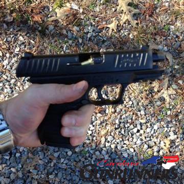 Walther CCP Malfunction 2