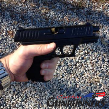 Walther CCP Malfunction 3