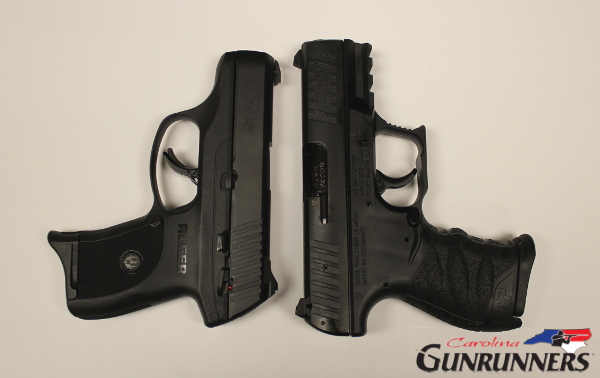Walther CCP vs Ruger LC9