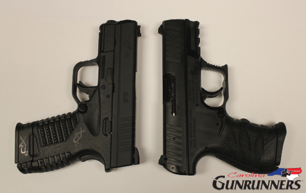 Walther CCP vs Springfield XDs