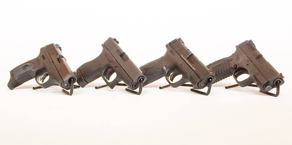 Single Stack 9mm Shootout And Giveaway