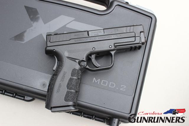 XD Mod2 on box