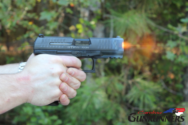 Walther PPQ .45 Review