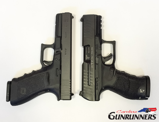 Walther ppq 45 review carolina gunrunners raleigh gun store