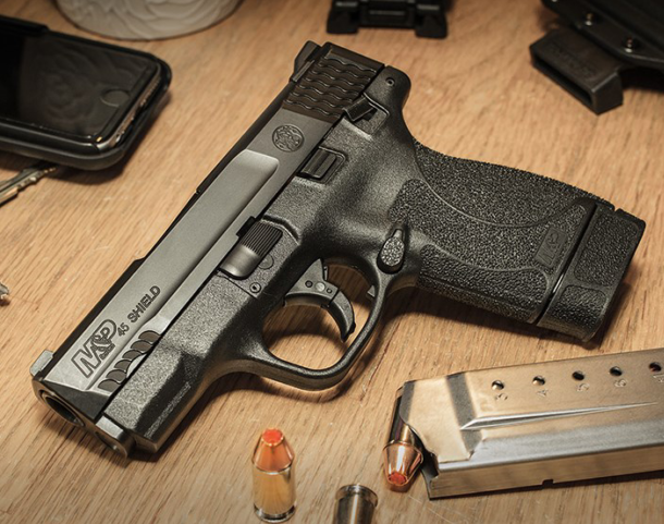 Smith & Wesson Shield 45 ACP