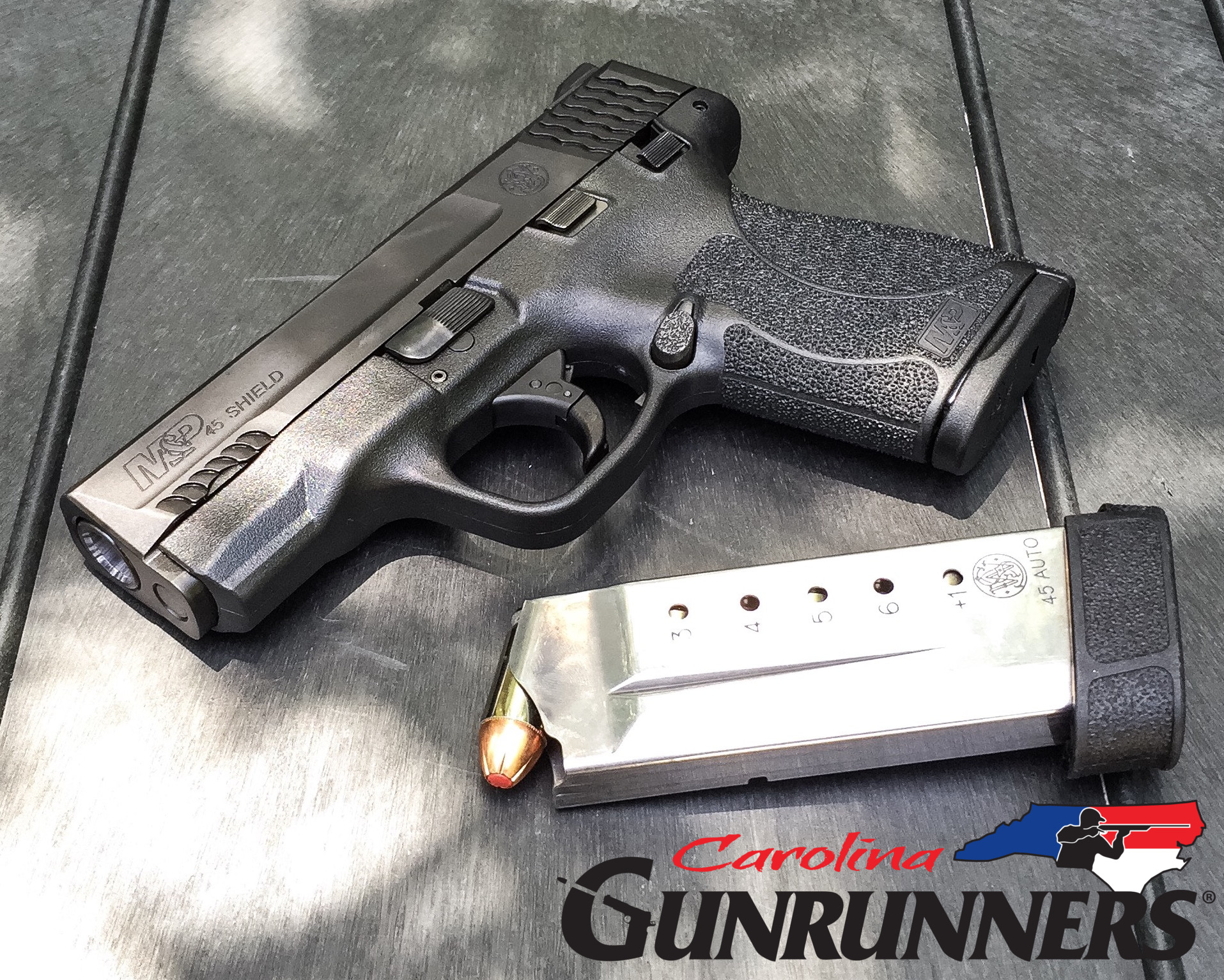 Smith & Wesson Shield 45 Review