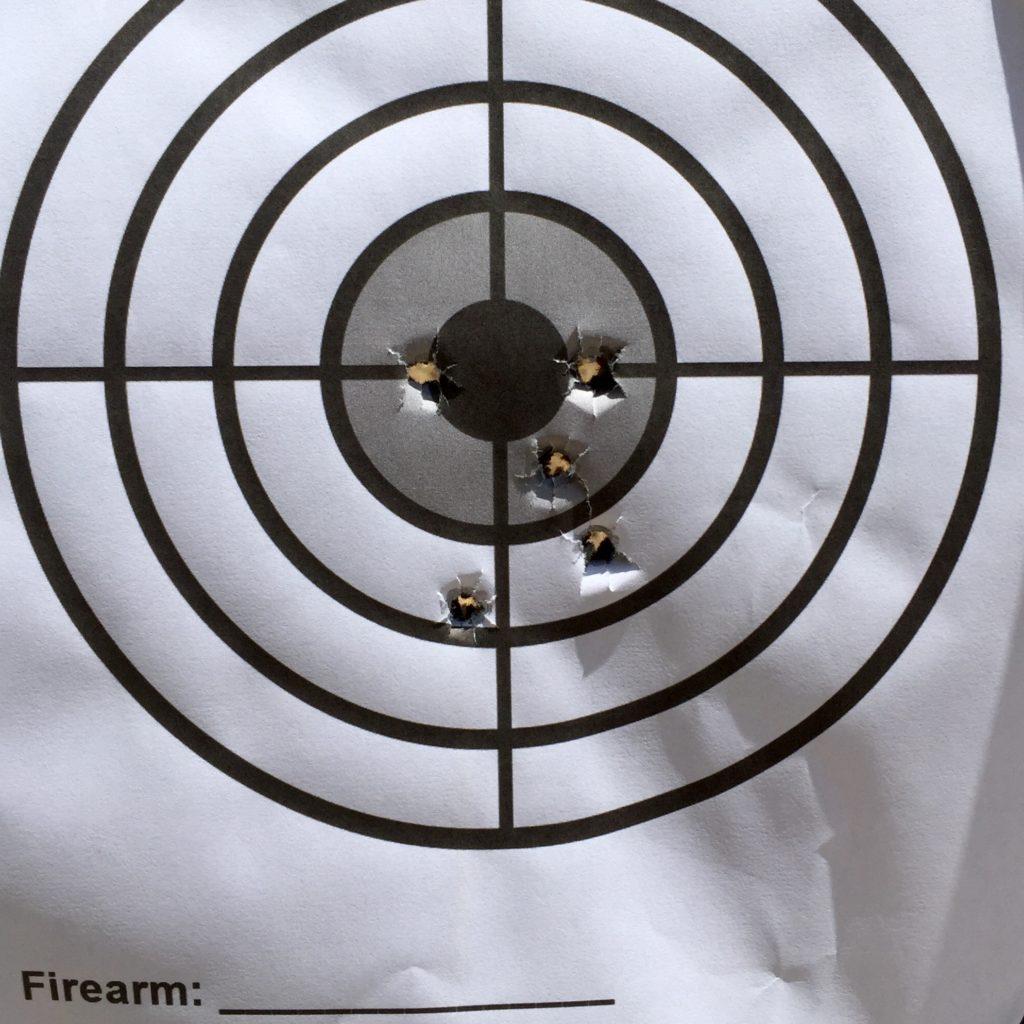 Shield 45 15yds